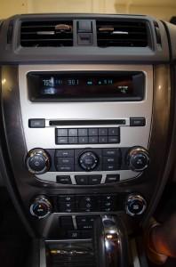 Ford Fusion Microsoft SYNC